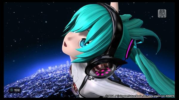 PS4 初音ミク Project DIVA Future Tone 音ゲー リズムゲーム 初パーフェクト Far Away P4D モジュール