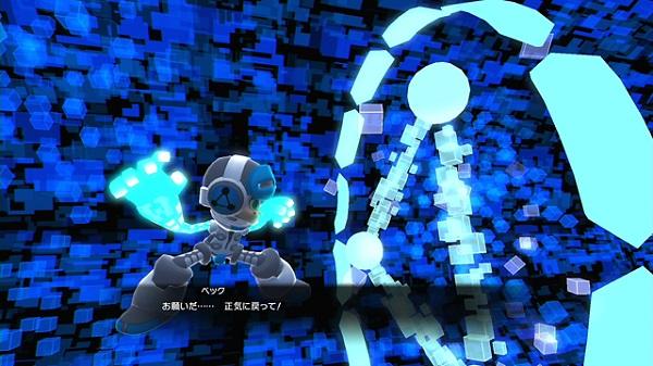 PS4 Mighty No. 9 ベック ぎゃるガンヴォルト
