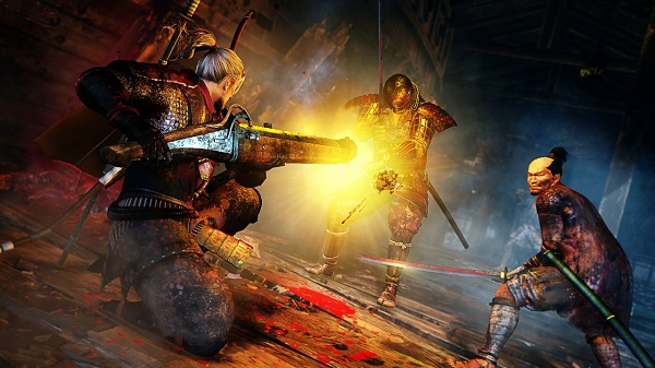 PS4 仁王 NIOH β体験版 8月23日から9月6日まで期間限定