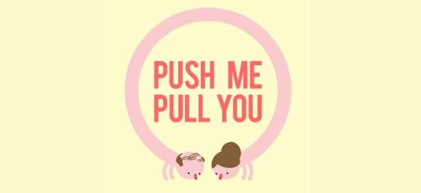 PS4 スポーツ DLゲーム Push Me Pull You