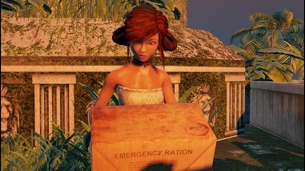 PS4 Submerged 水没した世界 プレイ日記