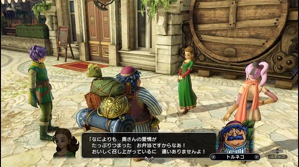 PS4 DQH2 ドラゴンクエストヒーローズⅡ DLC トルネコ 追加ストーリー スライムのそろばん