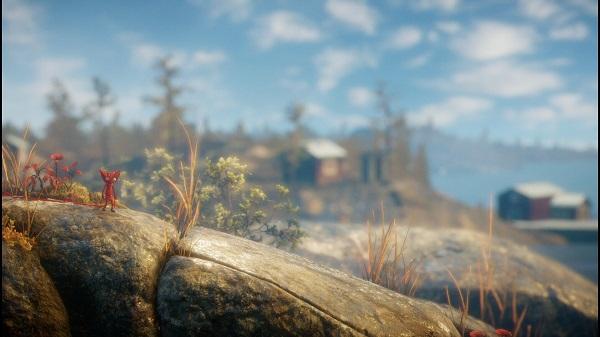 PS4 ダウンロード専用ゲーム UNRAVEL 毛糸がほどける 謎解きアクションゲーム