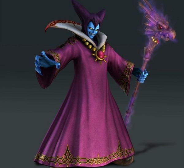 PS4 PS3 PSVITA ドラゴンクエストヒーローズⅡ ドラゴンクエスト DLC エスターク 竜王