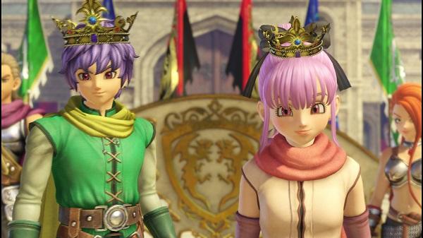 PS4 PS3 PSVITA ドラクエ ドラゴンクエストヒーローズⅡ クリア プレイ日記
