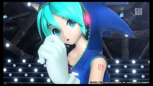 PS4 初音ミク Project DIVA Future Tone 音ゲー リズムゲーム ブラックロックシューター ソニックミク