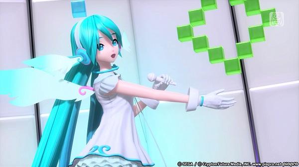 初音ミク Project DIVA Future Tone 音ゲー リズムゲーム プレイ日記