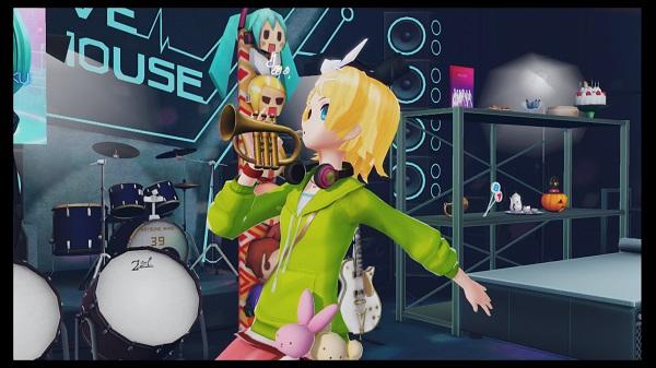 PS4 初音ミク Project‐DIVA-X 音ゲー リズムゲーム プレイ日記