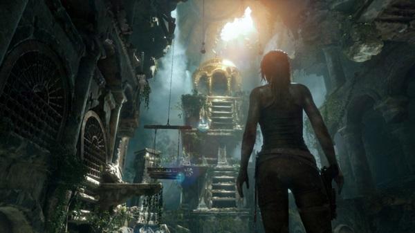 PS4 PSVR ライズ オブ ザ トゥームレイダー TOMBERAIDER ララ・クロフト