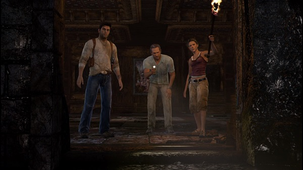 PS4 アンチャーテッド collection uncharted プレイ日記 エル・ドラドの秘宝
