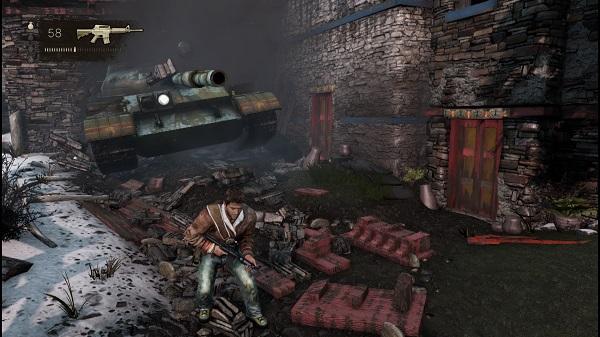 PS4 アンチャーテッドコレクション uncharted プレイ日記