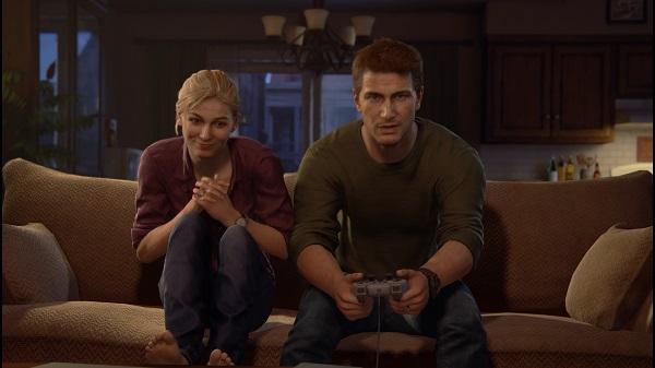 PS4 アンチャーテッド4 海賊王と最後の秘宝 Uncharted ネイサン・ドレイク
