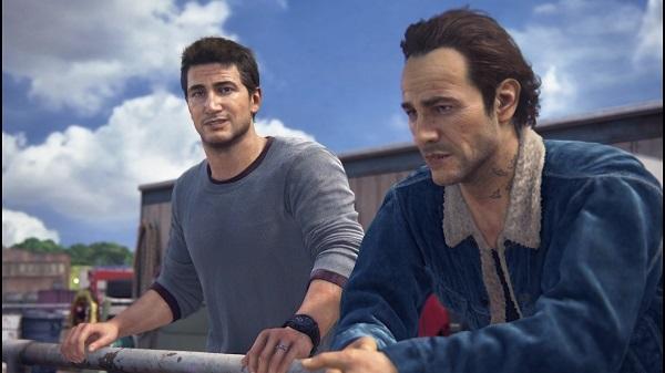 PS4 アンチャーテッド4 海賊王と最後の秘宝 Uncharted ネイサン・ドレイク+