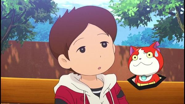 ゲームアニメ 妖怪ウォッチ 141話 感想 あまん汁 主人公交代 ジュリー トムニャン ケータモブキャラ
