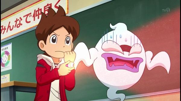 ゲームアニメ 妖怪ウォッチ 141話 感想 おれリュウ ザクレロ