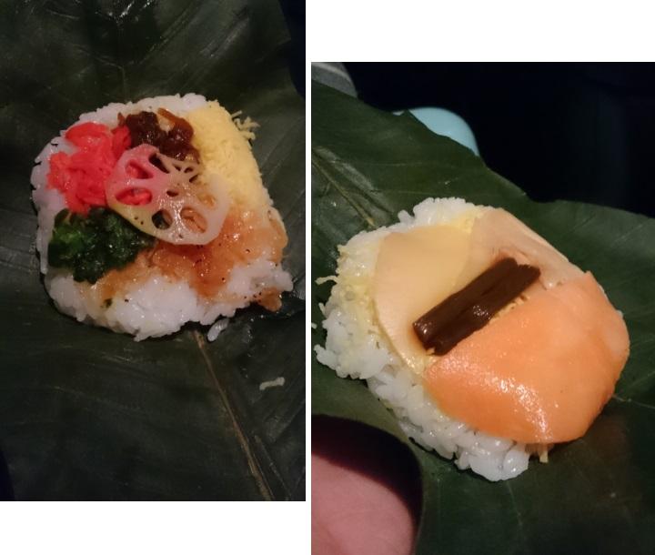 160709朴葉寿司