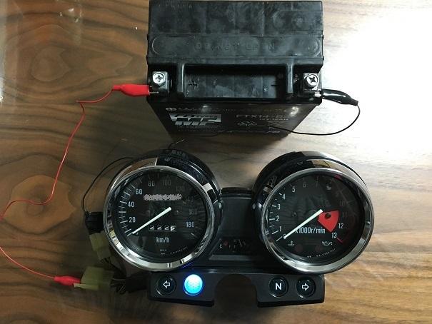 ZRX1100メーターc