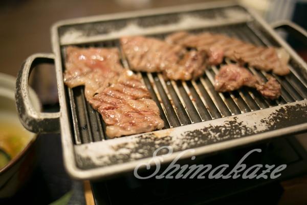 プーケットしまかぜ案内人の日本旅行焼き肉