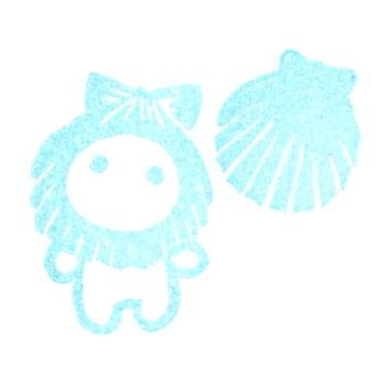 海子セット色見本