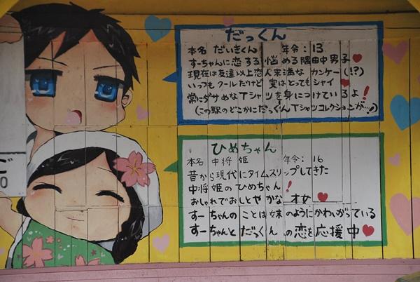 キャラ紹介(だっくん、ひめちゃん)