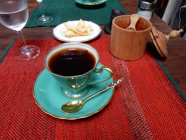 コーヒー&手打ちパスタのお菓子