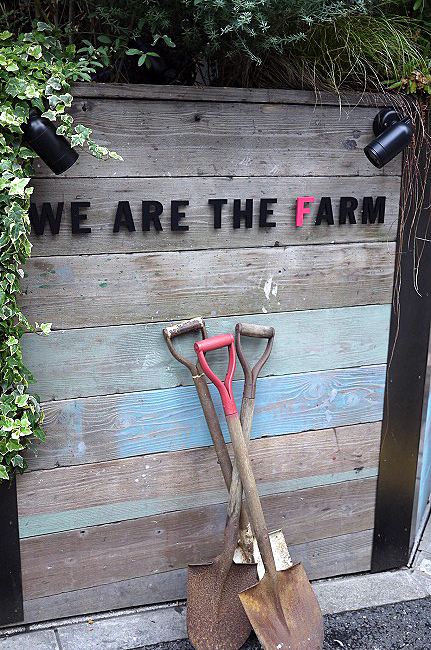 WE ARE THE FARM