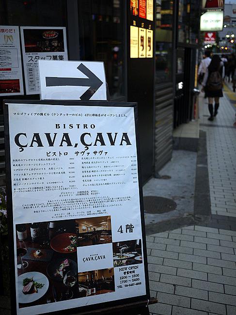 CAVACAVA