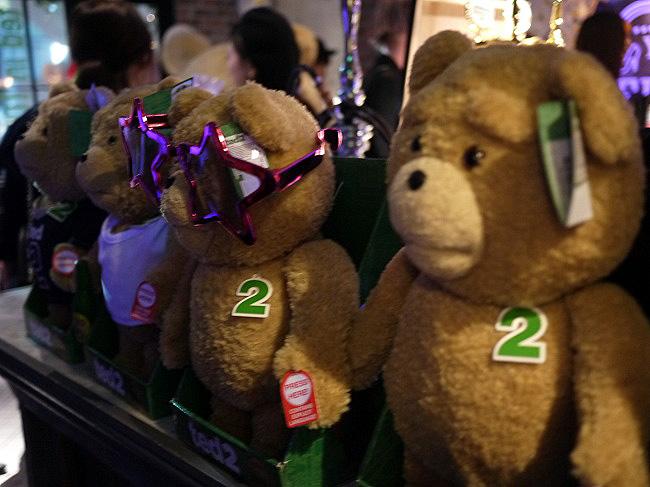 Ted Café & Bar TOKYO 2016