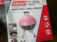 Coleman ポーティーボールグリル