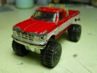 マッチボックス フォード F150