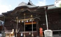 松本市 四柱神社