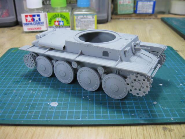 38(t)戦車 の4