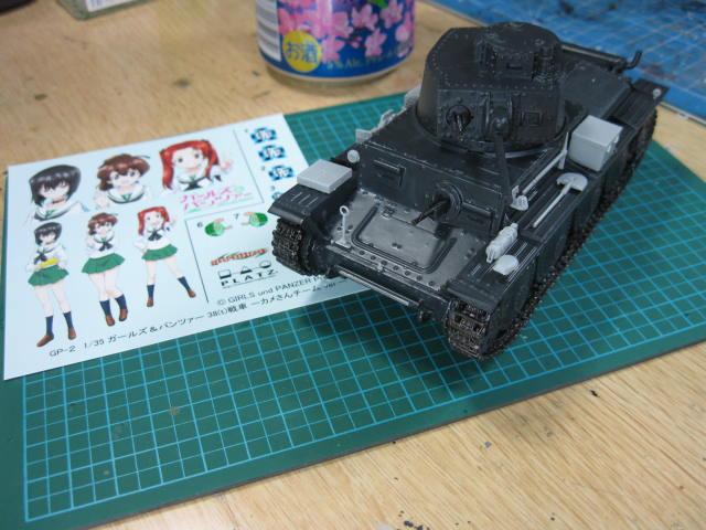38(t)戦車 の7
