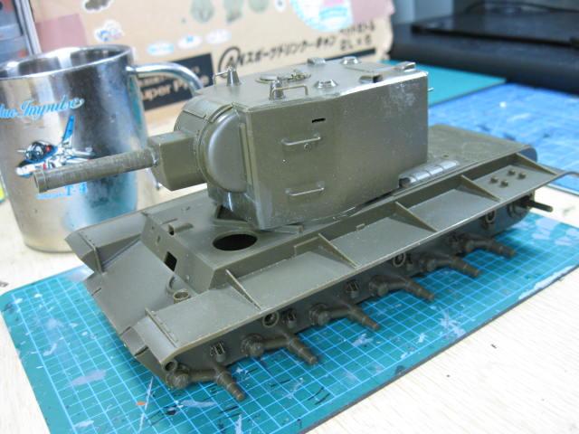 KV-2 の3