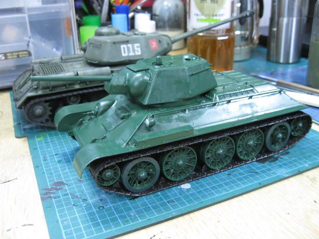 T34/76 の5
