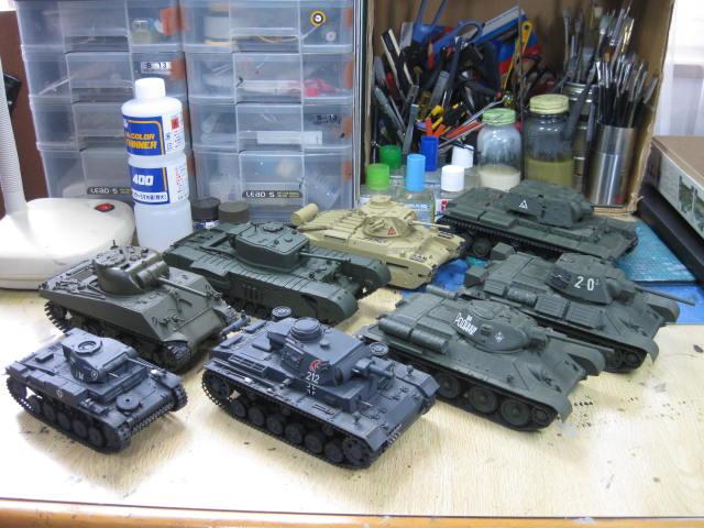 ふるい戦車