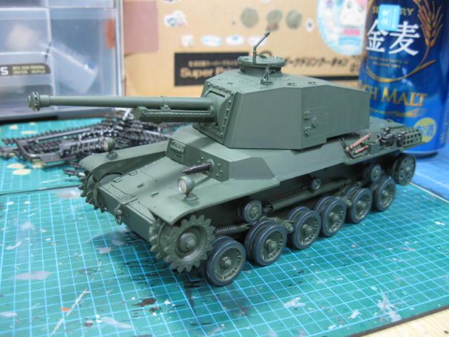 三式中戦車 の2