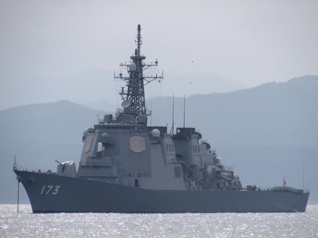 護衛艦隊 函館 7月 の8