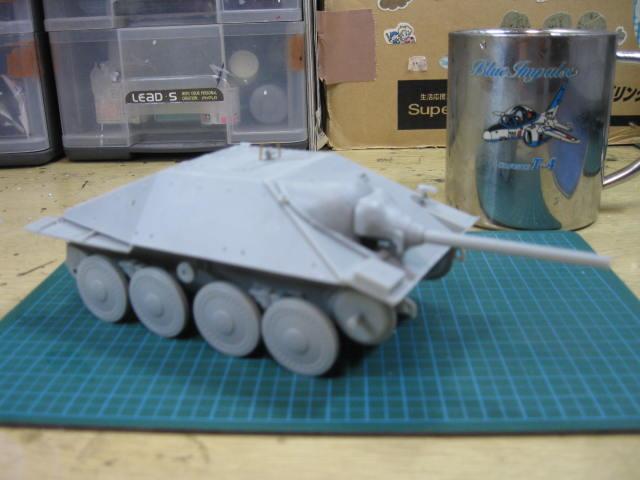 38(t)戦車改 カメさんチーム の2