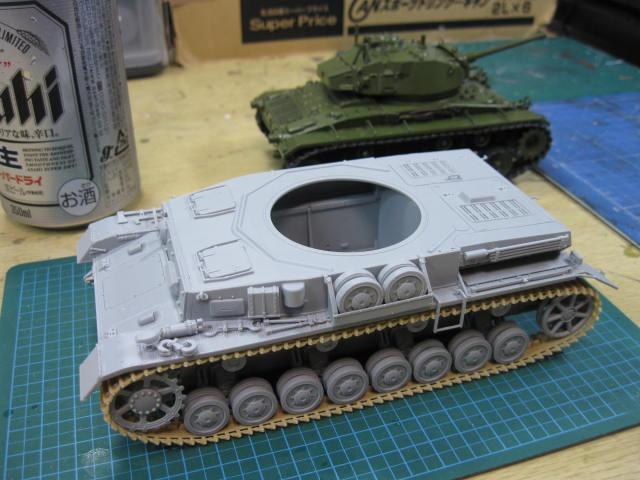 Ⅳ号戦車D型改 F2型仕様 あんこうチームの2