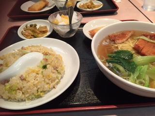 中華街食事