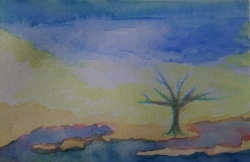 水彩画1-1