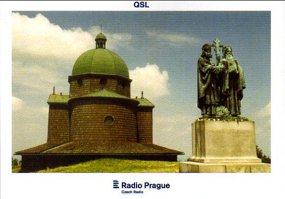 2016年5月28日 インターネット放送受信 ラジオ・プラハ(チェコ共和国)