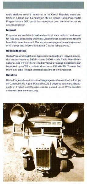 Radio Praha, About Radio Prague
