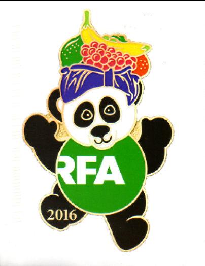 2016年6月18日(UTC=協定世界時間) 北朝鮮向け放送受信 自由アジア放送(RFA)のQSLカード(受信確認証)