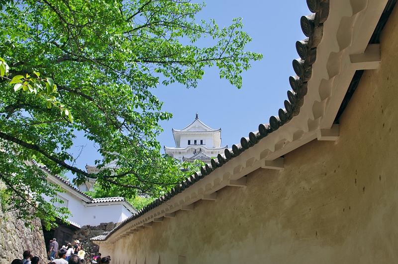 姫路城 二