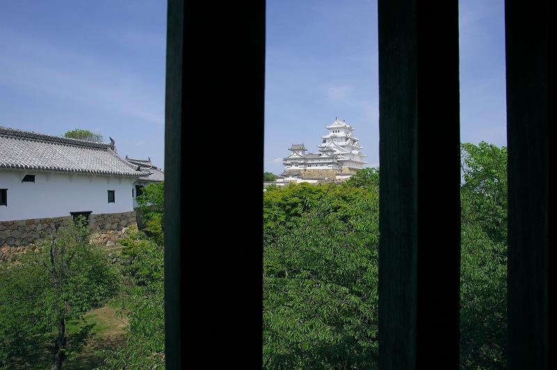 姫路城 四 化粧櫓
