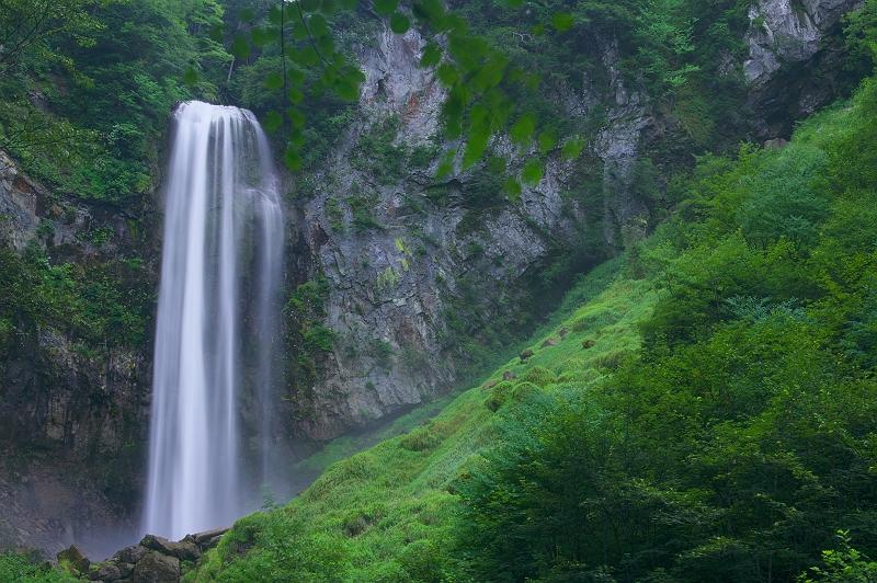 奥飛騨の滝