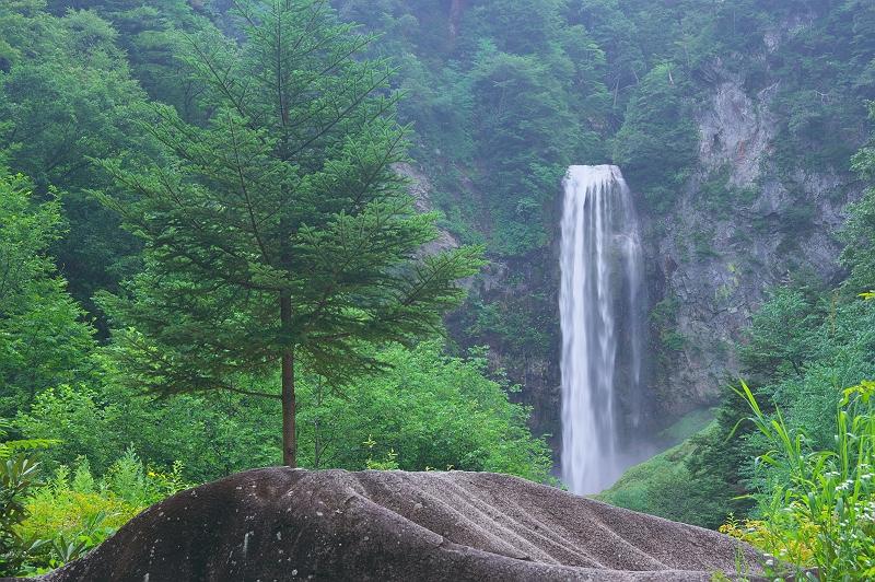 奥飛騨の滝 二