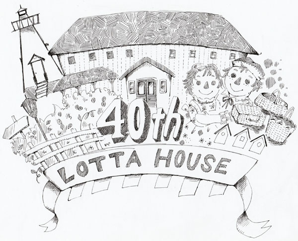 40周年記念ロゴ